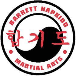 Barrett Hapkido Logo